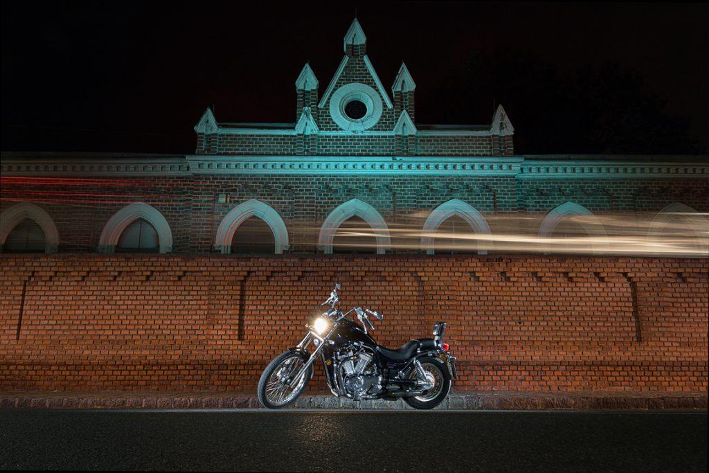 Motorrad Fotografie Suzuki Intruder VS 800 (c) Lightrider Christian Novak