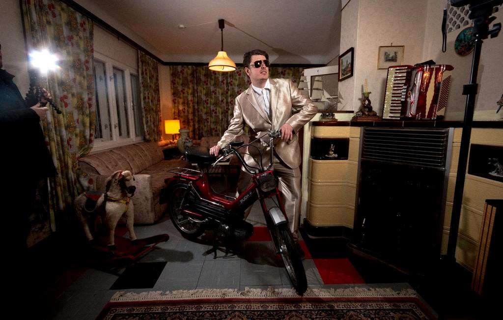 Lightrider Motorrad Fotografie Gutlauninger Puch Maxi